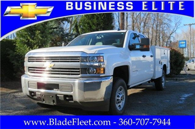 2018 Silverado 2500 Double Cab, Knapheide Standard Service Body #10350 - photo 3