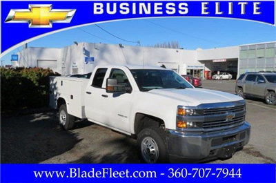 2018 Silverado 2500 Double Cab, Knapheide Standard Service Body #10350 - photo 1