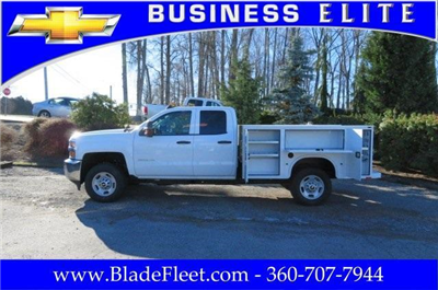2018 Silverado 2500 Double Cab, Knapheide Standard Service Body #10350 - photo 20