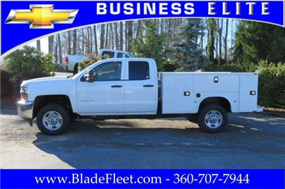 2018 Silverado 2500 Double Cab, Knapheide Standard Service Body #10350 - photo 6