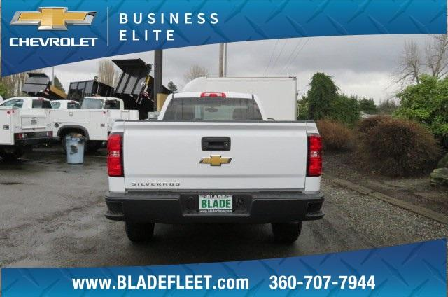 2018 Silverado 1500 Regular Cab 4x2,  Pickup #10406 - photo 4