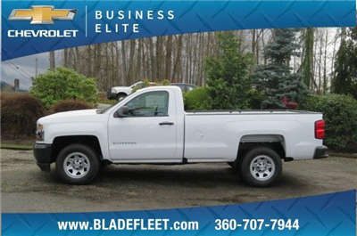 2018 Silverado 1500 Regular Cab 4x2,  Pickup #10406 - photo 6