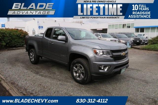2018 Colorado Extended Cab 4x4, Pickup #10492 - photo 28