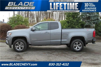 2018 Colorado Extended Cab 4x4, Pickup #10492 - photo 7