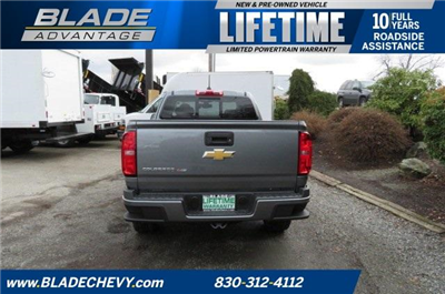 2018 Colorado Extended Cab 4x4, Pickup #10492 - photo 24