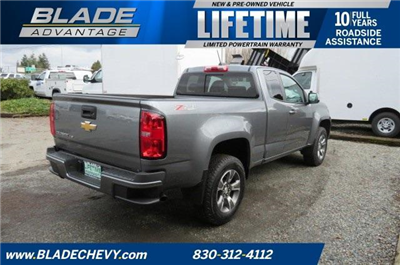 2018 Colorado Extended Cab 4x4, Pickup #10492 - photo 25