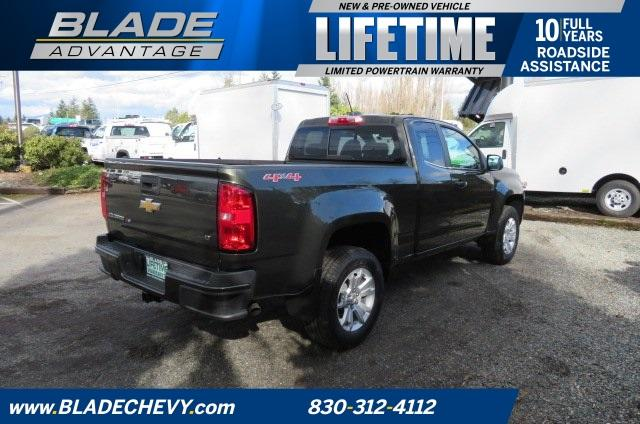 2018 Colorado Extended Cab 4x4, Pickup #10496 - photo 22
