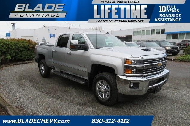 2018 Silverado 3500 Crew Cab 4x4, Pickup #10502 - photo 1