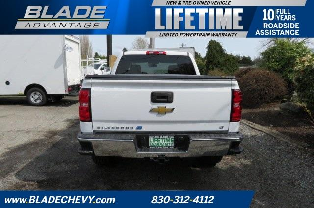 2018 Silverado 1500 Crew Cab 4x4, Pickup #10534 - photo 20
