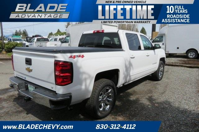 2018 Silverado 1500 Crew Cab 4x4, Pickup #10534 - photo 2