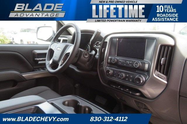 2018 Silverado 1500 Crew Cab 4x4, Pickup #10534 - photo 22