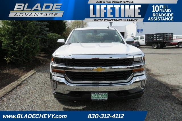 2018 Silverado 1500 Crew Cab 4x4, Pickup #10534 - photo 23