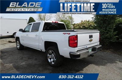 2018 Silverado 1500 Crew Cab 4x4, Pickup #10534 - photo 4