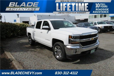 2018 Silverado 1500 Crew Cab 4x4, Pickup #10534 - photo 1