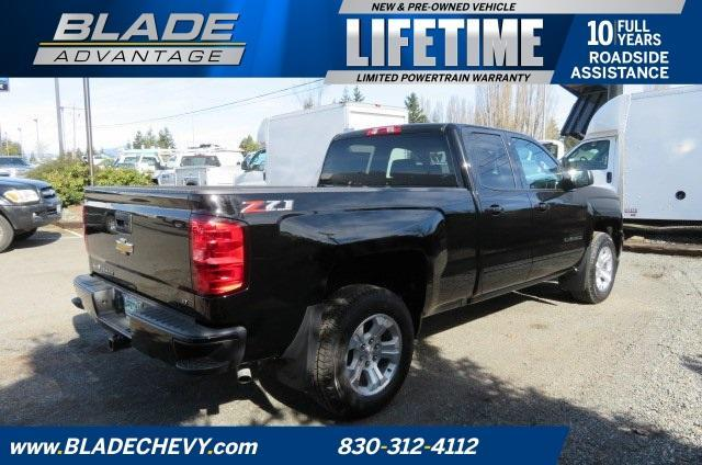 2018 Silverado 1500 Double Cab 4x4,  Pickup #10539 - photo 21
