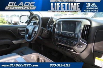 2018 Silverado 1500 Double Cab 4x4,  Pickup #10539 - photo 23