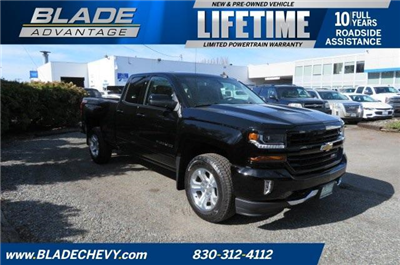 2018 Silverado 1500 Double Cab 4x4,  Pickup #10539 - photo 24