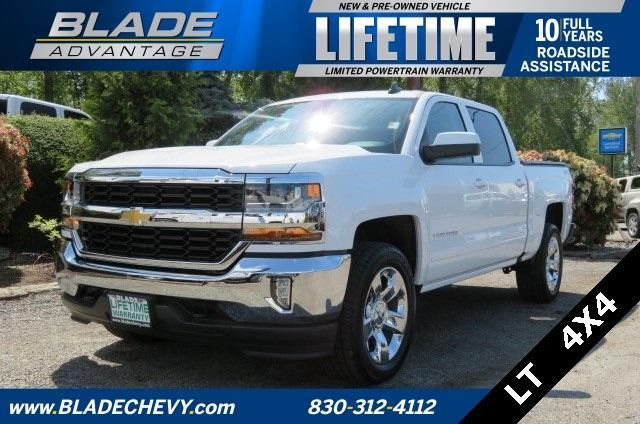 2018 Silverado 1500 Crew Cab 4x4,  Pickup #10636 - photo 1