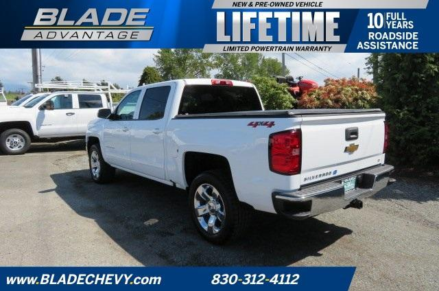 2018 Silverado 1500 Crew Cab 4x4,  Pickup #10636 - photo 2