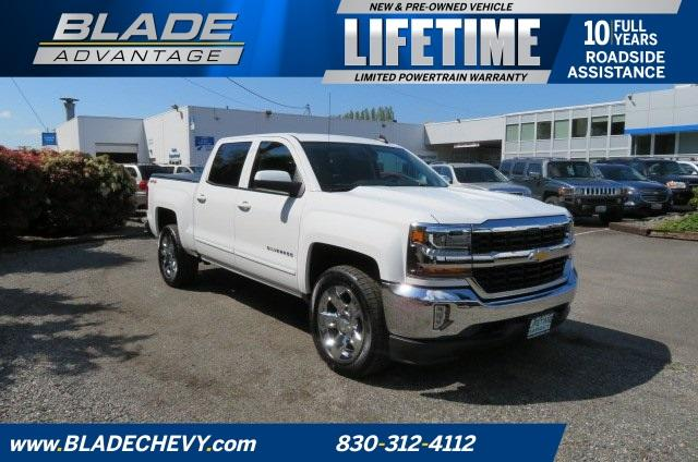 2018 Silverado 1500 Crew Cab 4x4,  Pickup #10636 - photo 23