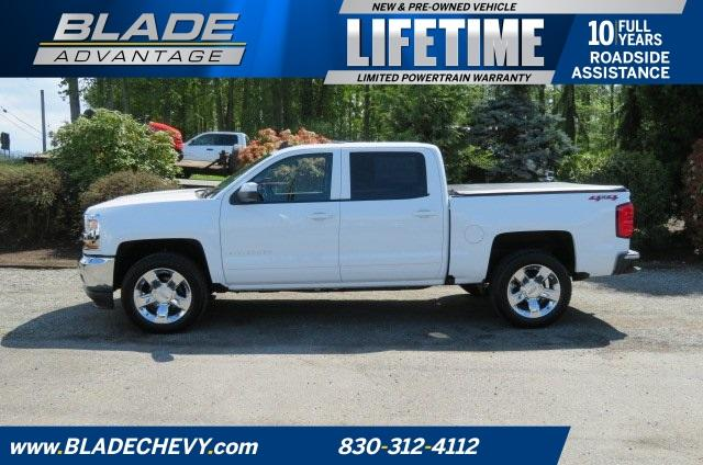 2018 Silverado 1500 Crew Cab 4x4,  Pickup #10636 - photo 7
