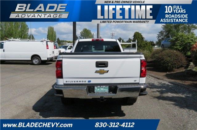 2018 Silverado 1500 Crew Cab 4x4,  Pickup #10636 - photo 18