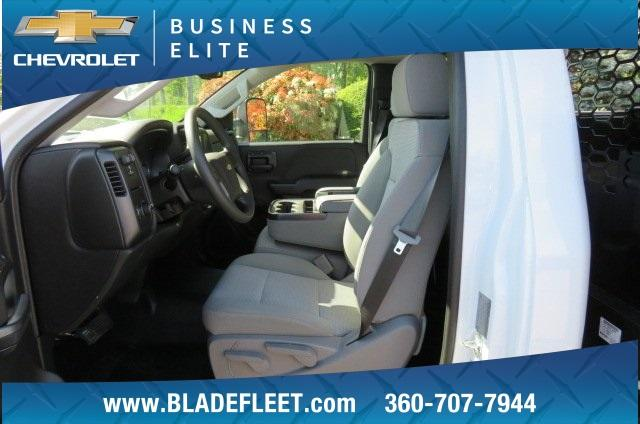 2018 Silverado 3500 Regular Cab DRW 4x2,  Knapheide Contractor Body #10652 - photo 20