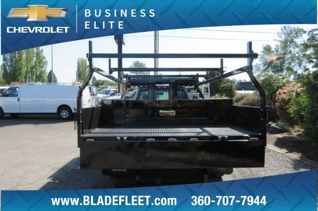 2018 Silverado 3500 Regular Cab DRW 4x2,  Knapheide Contractor Body #10652 - photo 8