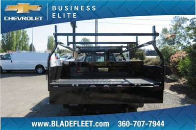 2018 Silverado 3500 Regular Cab DRW 4x2,  Knapheide Concrete Contractor Body #10652 - photo 8