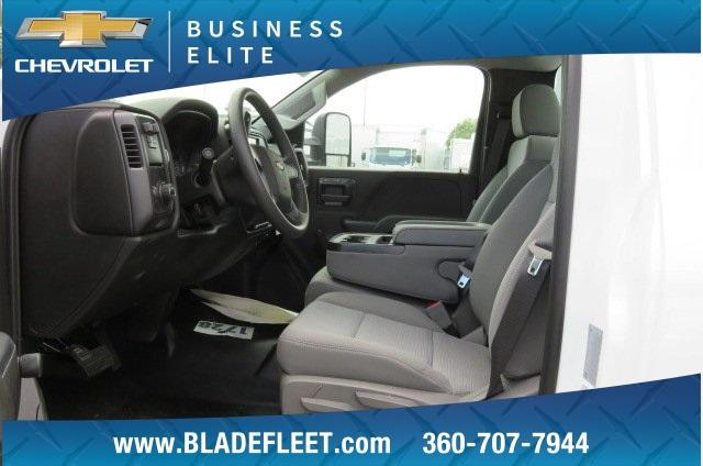 2018 Silverado 3500 Regular Cab DRW 4x2,  Knapheide Contractor Body #10653 - photo 7