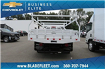 2018 Silverado 3500 Regular Cab DRW 4x2,  Knapheide Contractor Bodies Contractor Body #10653 - photo 9
