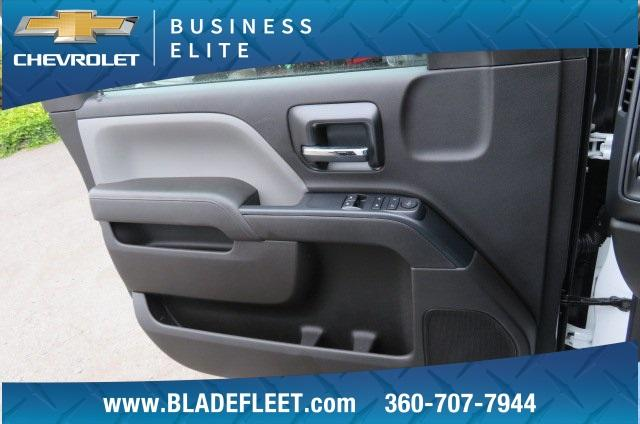 2018 Silverado 3500 Regular Cab DRW 4x4,  Knapheide Value-Master X Platform Body #10655 - photo 20