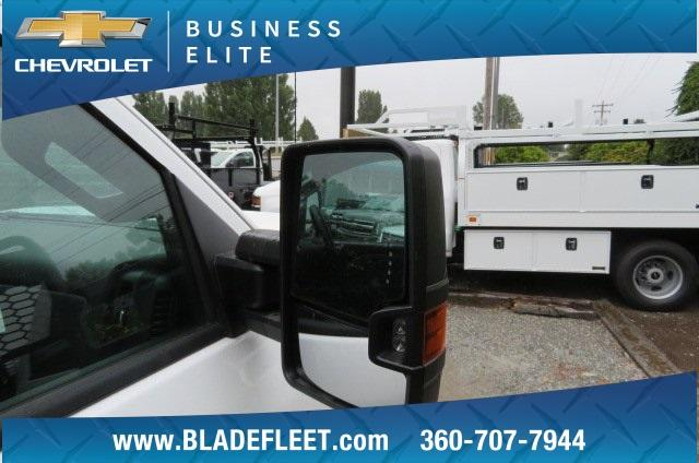 2018 Silverado 3500 Regular Cab DRW 4x4,  Knapheide Value-Master X Platform Body #10655 - photo 21