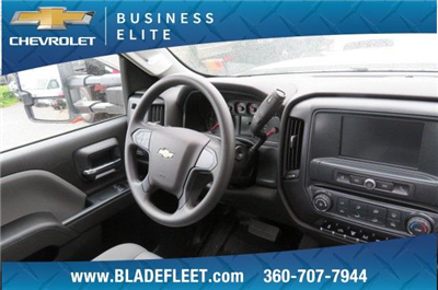 2018 Silverado 3500 Regular Cab DRW 4x4,  Knapheide Value-Master X Platform Body #10655 - photo 22