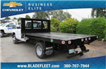 2018 Silverado 3500 Regular Cab DRW 4x4,  Knapheide Platform Body #10655 - photo 1