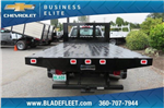 2018 Silverado 3500 Regular Cab DRW 4x4,  Knapheide Value-Master X Platform Body #10655 - photo 5