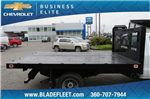2018 Silverado 3500 Regular Cab DRW 4x4,  Knapheide Value-Master X Platform Body #10655 - photo 7