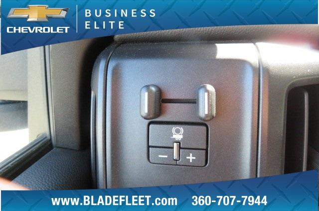 2018 Silverado 3500 Regular Cab DRW 4x4,  Knapheide Contractor Body #10656 - photo 30