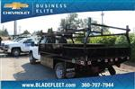 2018 Silverado 3500 Regular Cab DRW 4x4,  Knapheide Contractor Body #10656 - photo 1