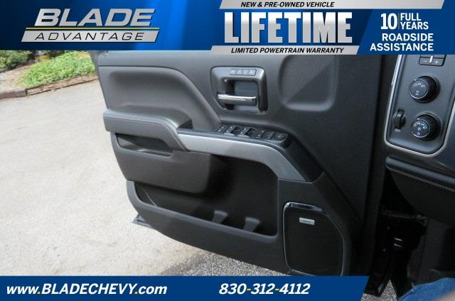2018 Silverado 3500 Crew Cab 4x4, Pickup #10712 - photo 23