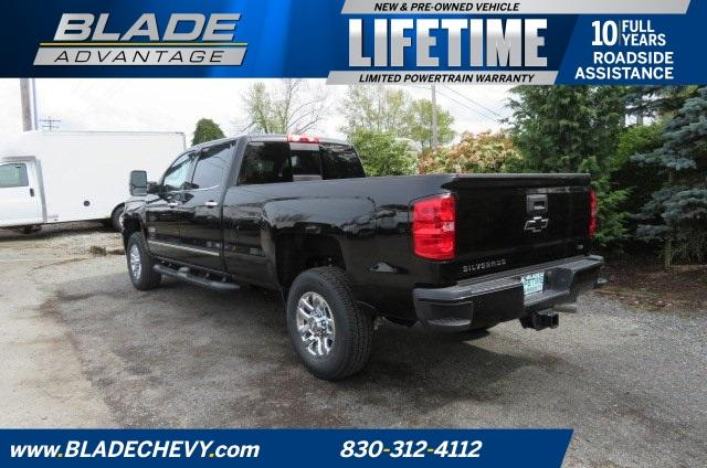 2018 Silverado 3500 Crew Cab 4x4, Pickup #10712 - photo 2