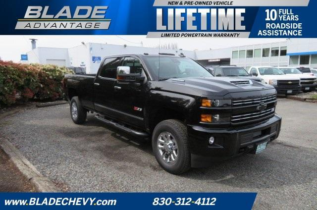 2018 Silverado 3500 Crew Cab 4x4, Pickup #10712 - photo 31
