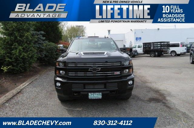 2018 Silverado 3500 Crew Cab 4x4, Pickup #10712 - photo 32