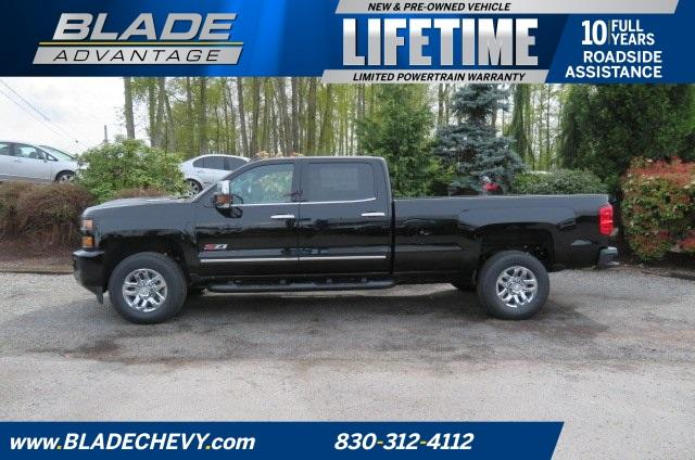 2018 Silverado 3500 Crew Cab 4x4, Pickup #10712 - photo 7