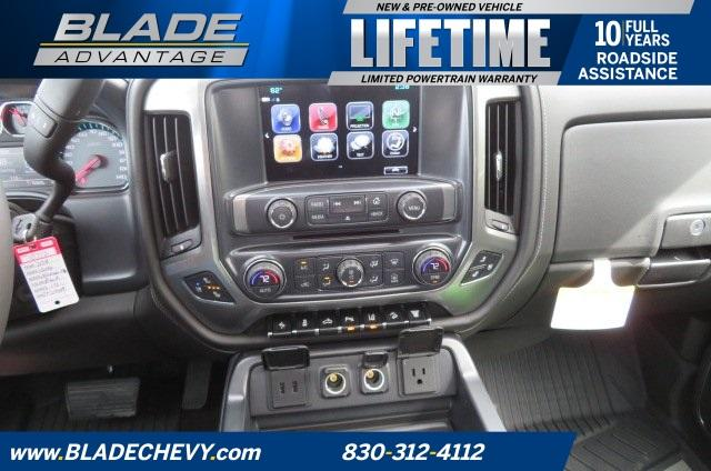 2018 Silverado 3500 Crew Cab 4x4, Pickup #10712 - photo 10