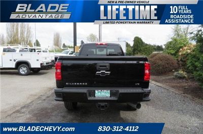 2018 Silverado 3500 Crew Cab 4x4, Pickup #10712 - photo 26