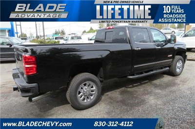 2018 Silverado 3500 Crew Cab 4x4, Pickup #10712 - photo 28