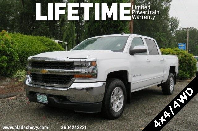 2018 Silverado 1500 Crew Cab 4x4,  Pickup #10766 - photo 3