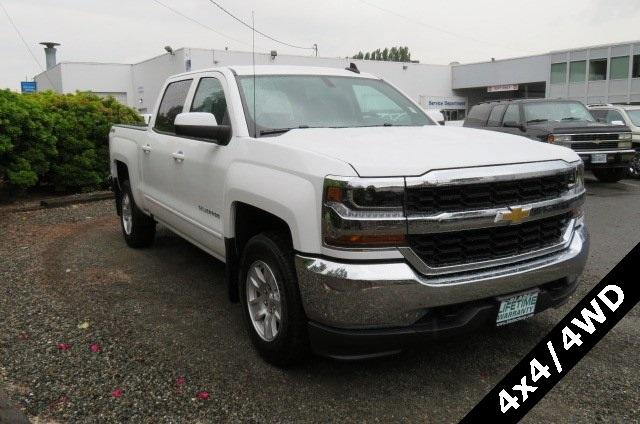 2018 Silverado 1500 Crew Cab 4x4,  Pickup #10766 - photo 1