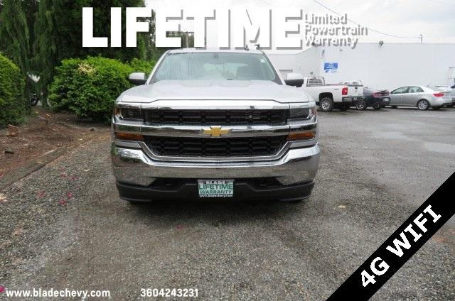 2018 Silverado 1500 Crew Cab 4x4,  Pickup #10785 - photo 27